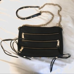 Rebecca Minkoff 5 Zip Crossbody - M.A.C. Large